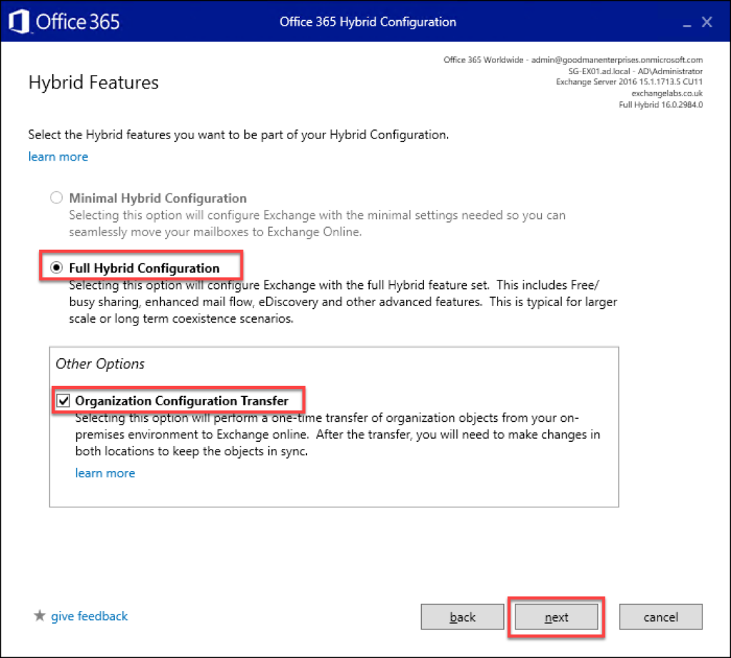 How to migrate Exchange to Office 365 - Step by Step - 13