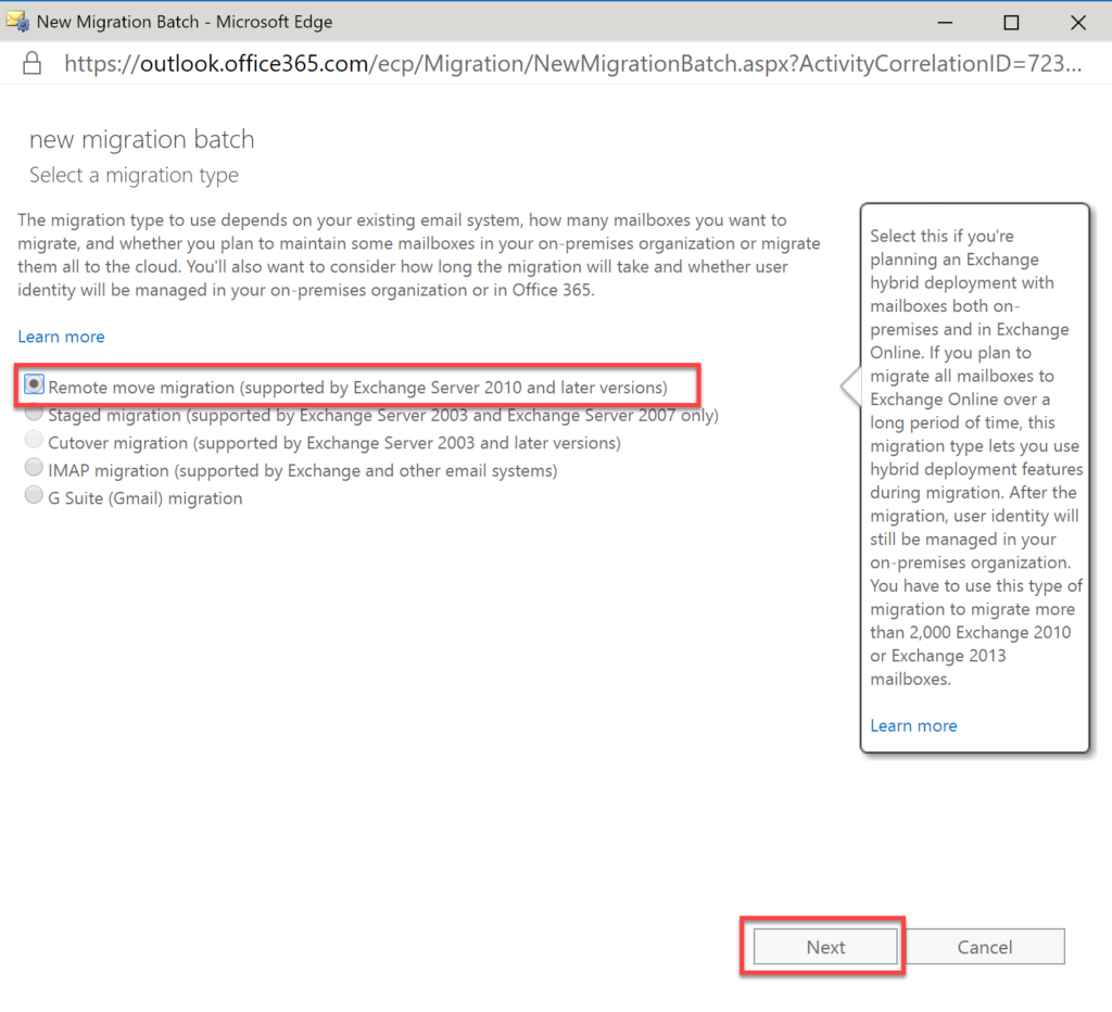 How to migrate Exchange to Office 365 Step by Step - Step 28