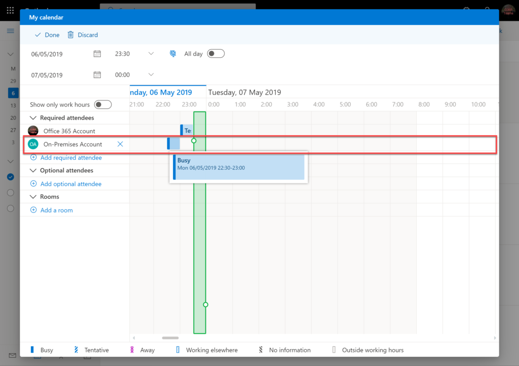 Migrating Exchange to Office 365 step 37