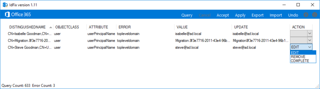 The 5th step in migrating Exchange to Office 365