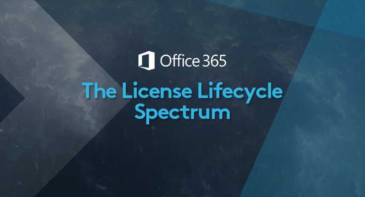 O365 License Lifecycle Spectrum featured image