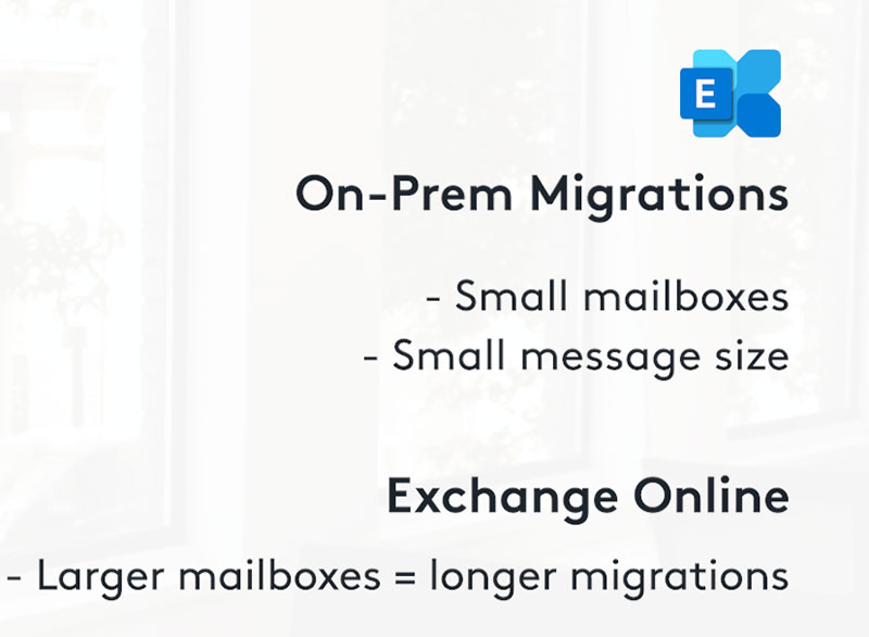 Exchange Online Tenant to Tenant Migration