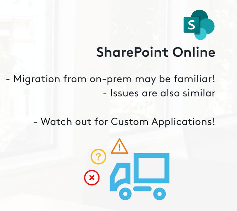 The SharePoint steps in your Office 365 tenant to tenant migration